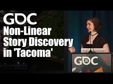 Level Design Workshop: Designing for Non-Linear Story Discovery in Tacoma