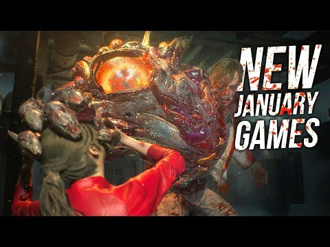 Top 10 NEW Games of January 2019