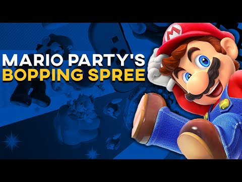 Mario Party's Bopping Spree   UE4 Tutorial