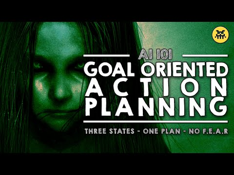 Building the AI of F.E.A.R. with Goal Oriented Action Planning | AI 101