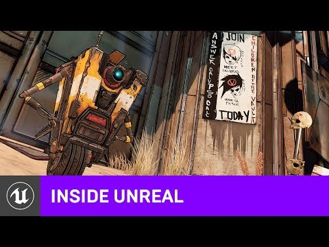 Gearbox Software on Borderlands 3 | Live from HQ | Inside Unreal