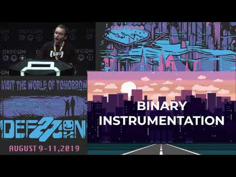DEF CON 27 Conference - Jack Baker - Hacking WebAssembly Games with Binary Instrumentation
