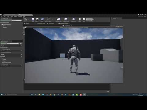 Learn How To Move An Actor in Unreal Engine | Move Along Spline Part 1