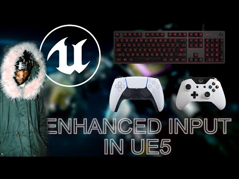 Getting Started With The Enhanced Input Features In UE5 (C++)
