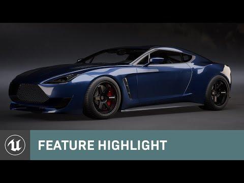 Visual Dataprep   Feature Highlight   Unreal Engine