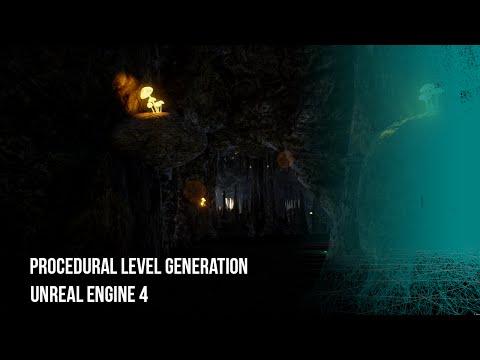 UE4 - Procedural Level Generation