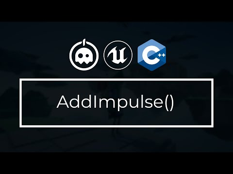 UE4 C++ Tutorial - Add Impulse - Physics - UE4 / Unreal Engine 4 Intro to C++