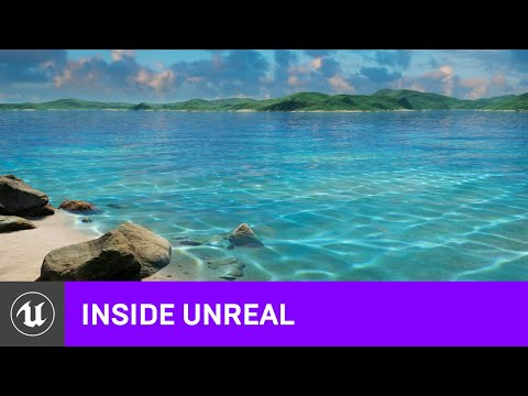 4.26 Water And Volumetrics Preview | Inside Unreal