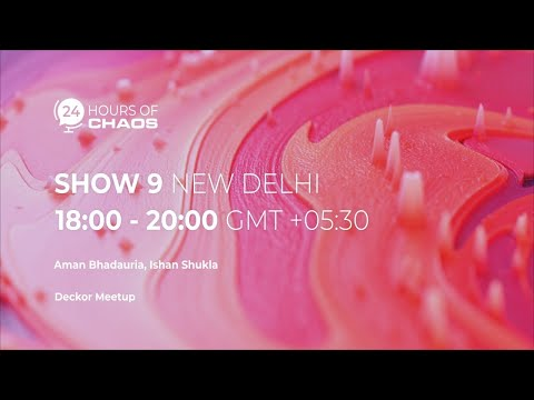 Studio Deckor Showreel & Show 9 Wrap Up | 24 Hours of Chaos