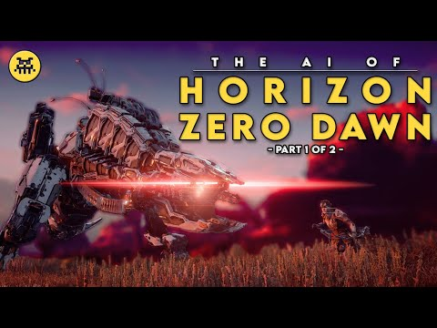 The AI of Horizon Zero Dawn | Part 1: Rise of the Machines | AI and Games