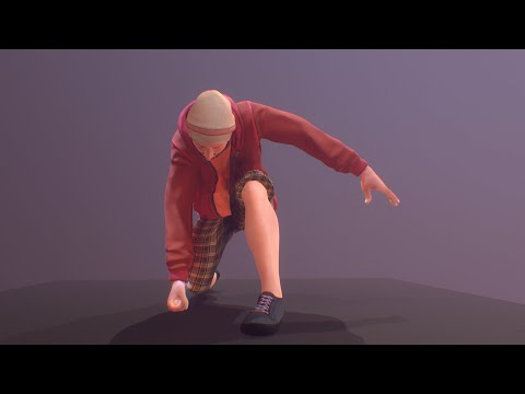 [RE-UPLOADED] FREE & EASY CHARACTER CREATOR, ANIMATION & RENDERING WORKFLOW. MARMOSET|FUSE|AUTORIG