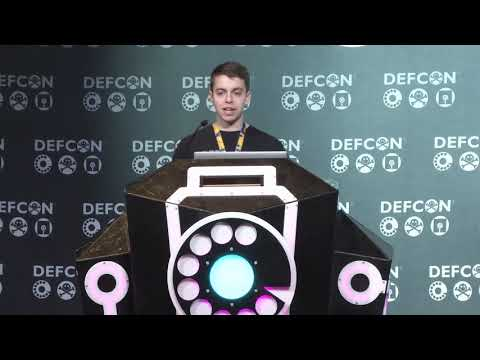 Christopher Roberts - Firmware Slap Automating Discovery Exploitable Vulns - DEF CON 27 Conference
