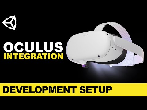 Oculus Quest 2 Development Setup With Unity !