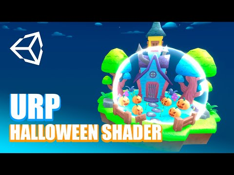 Halloween Shader | Unity Tutorial