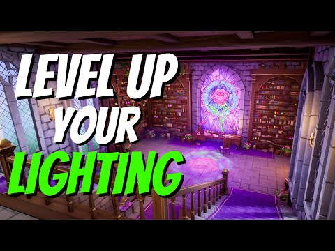 Beginner's Guide to Interior Lighting in Unreal Engine