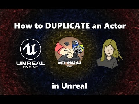 How to DUPLICATE an Actor in C++ | Unreal Tutorial