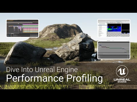 Course Intro - Unreal Engine Performance Profiling & Monitoring