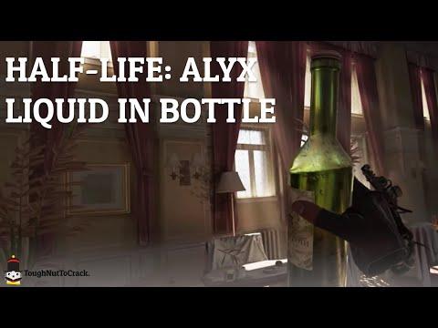 Half-Life: Alyx - Liquid shader in Unity