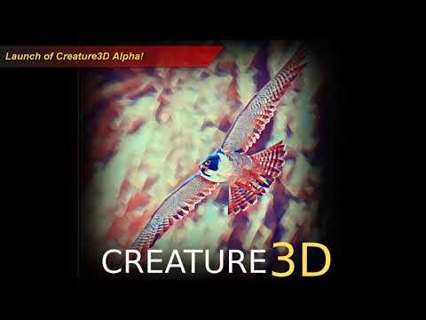 Creature3D ALPHA Launch!