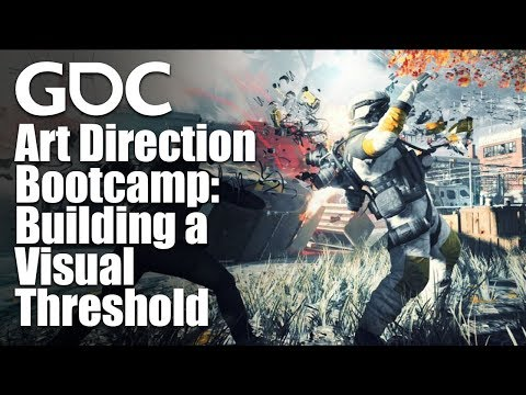 Art Direction Bootcamp: Building a Visual Threshold