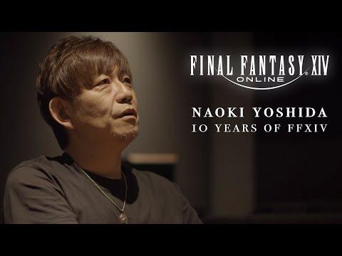 Naoki Yoshida, Helming the realm of FFXIV - Archipel Caravan