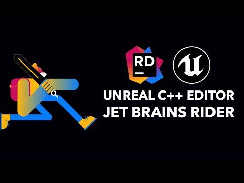 Rider for Unreal Engine - C++ Editor