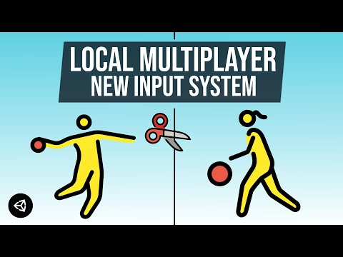 Local Multiplayer with NEW Input System - Unity Tutorial