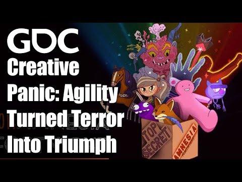 Creative Panic: How Agility Turned Terror Into Triumph