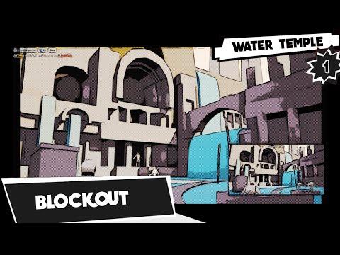 Разработка игрового контента с Leoluch: Season 4 - Water Temple 01