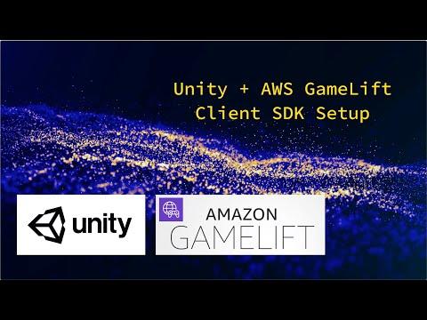 Unity + Amazon GameLift RealTime Servers Part 1: SDK Setup