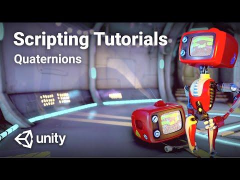 C# Quaternions in Unity! - Intermediate Scripting Tutorial