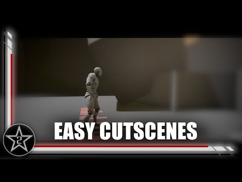 Simple Cutscenes Tutorial - How to Easily Make In-Game Animations in UE4 (Unreal Engine 4)