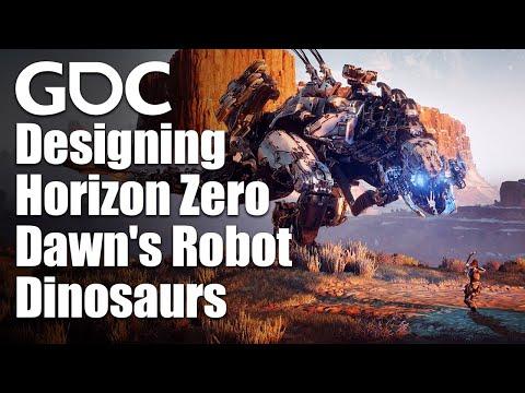 Art Direction Bootcamp: A No Nonsense Approach to Designing Horizon Zero Dawn's Robot Dinosaurs