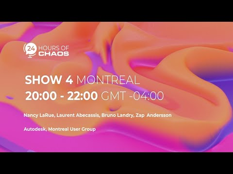 Antoine Carre — Aptitude X Studio Presentation | 24 Hours of Chaos