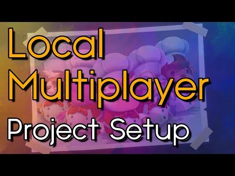 UE4 - Tutorial - Local Multiplayer Pt 1 - Project Setup - UE4 / Unreal Engine 4
