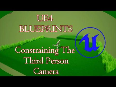 DPTV UE4 Blueprints Tutorial 20 (Constraining The Third Person Camera)