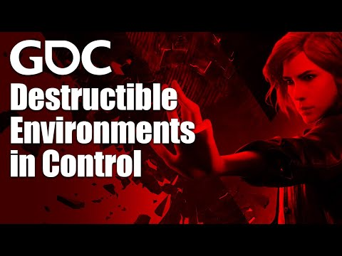 Destructible Environments in Control: Lessons in Procedural Destruction