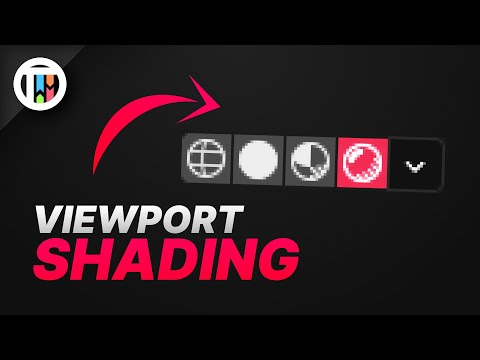 All About Viewport Shading - Blender 2.9 Eevee Tutorial