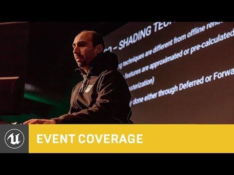 Gnomon Masterclass Part II: Rendering in UE4 | Event Coverage | Unreal Engine