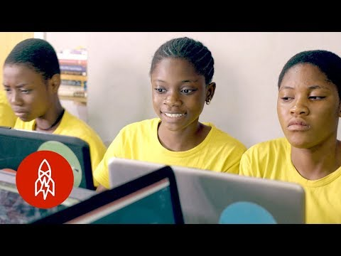 Nigerian Girls Coding Their Way to a Better Future