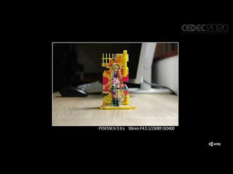 【CEDEC2020】クオリティを引き上げる!Unity HDRPのライティング、カメラ、ポストプロセス設定