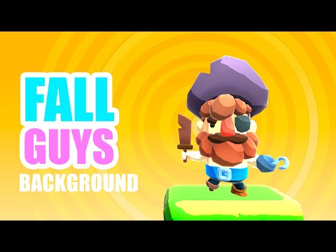 Creando BACKGROUND de Fall Guys | Unity Tutorial