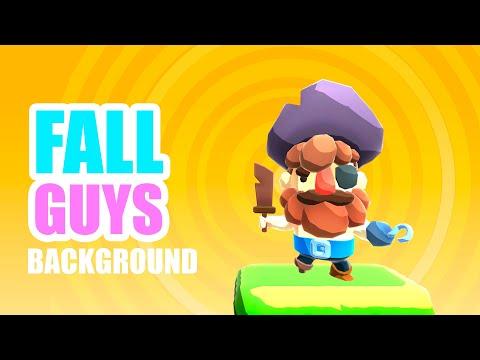 Creando BACKGROUND estilo Fall Guys | Unity Tutorial
