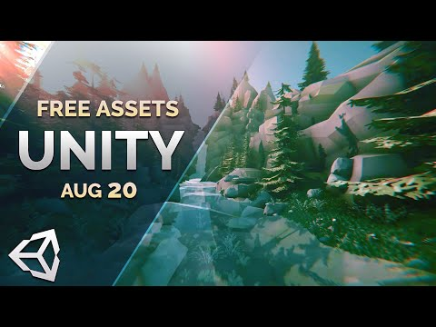 FREE Unity Assets - August 2020