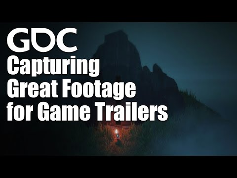 Capturing Great Footage for Game Trailers