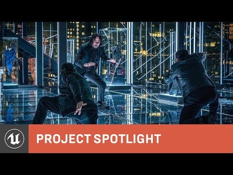 Designing a film set in VR on John Wick: Chapter 3 – Parabellum   Project Spotlight   Unreal Engine