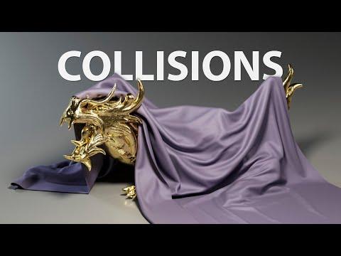 Simulating Dragons Under Cloth Sheets! 🐲