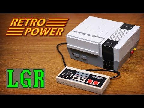 "Building a ""Lego"" NES Mini Console (with a Raspberry Pi)"