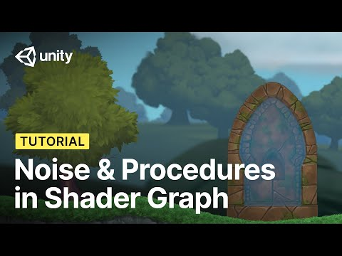 Noise and Textures in Shader Graph! | 2D Shader Basics