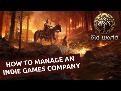Building a Strategy Games Company | Old World | MGD #8